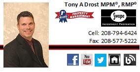 Tony Drost